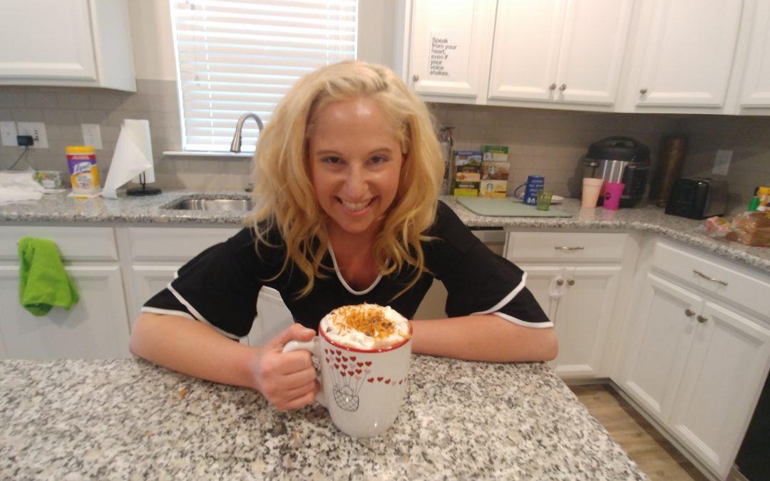 Healthy, Budget-Friendly Cafe Mocha